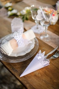 decoration-table-champetre-papillon-cornet