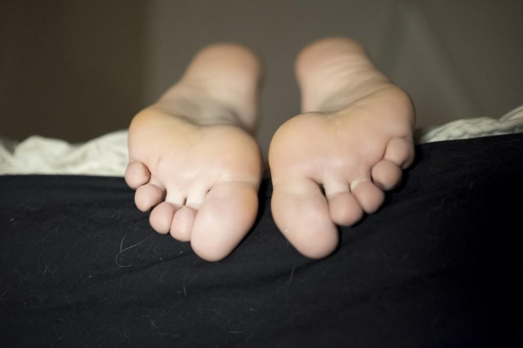 comprendre les fétichistes des pieds