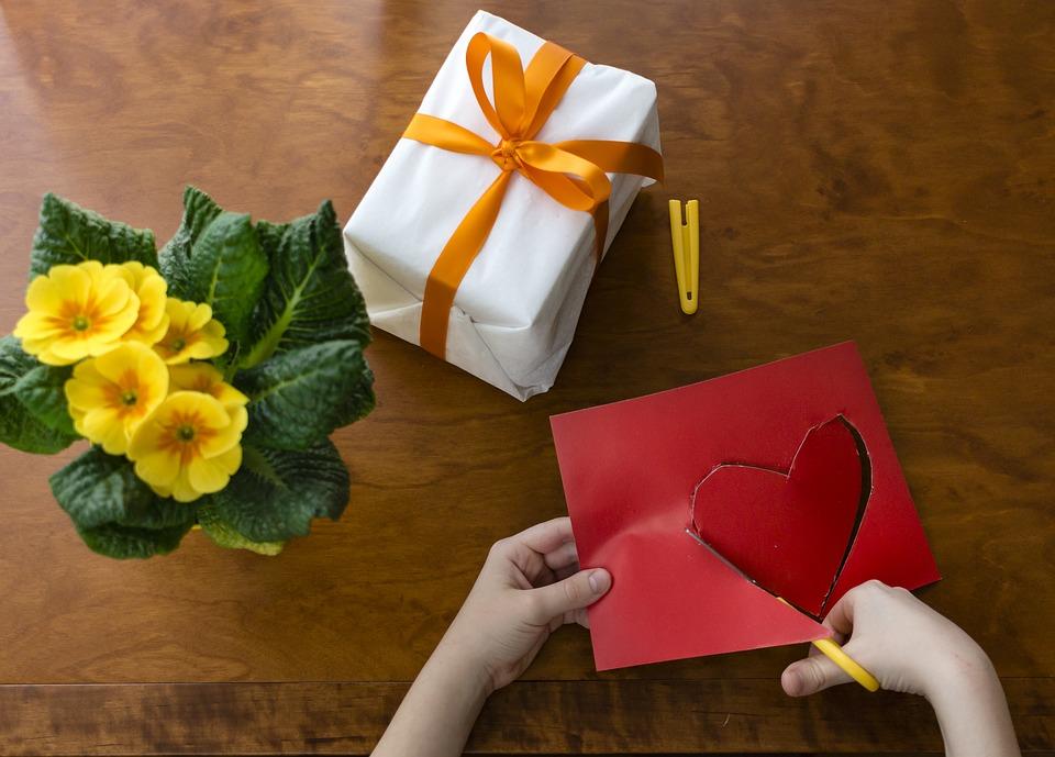 Cadeau pour maman