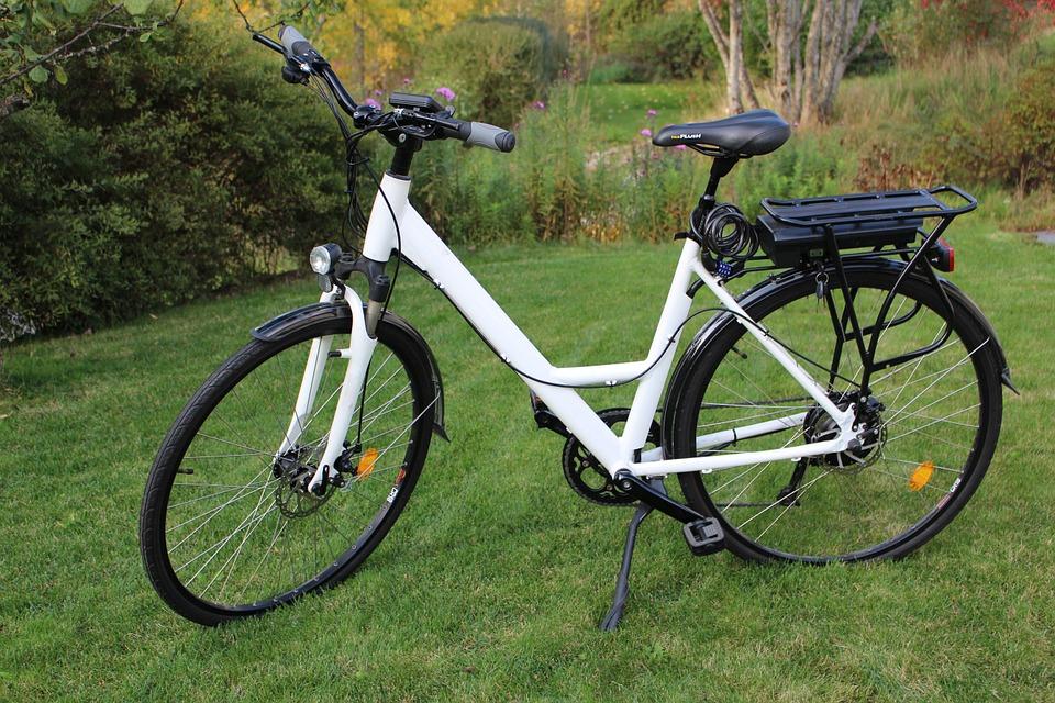 zoom sur le kit vélo électrique