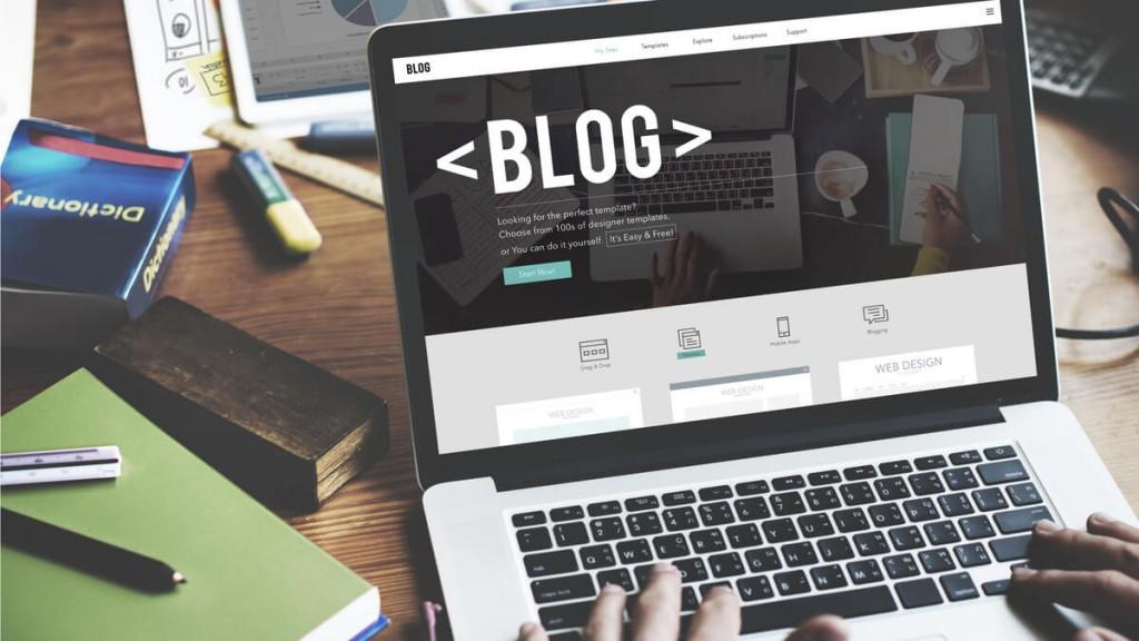 créer un blog pour son entreprise