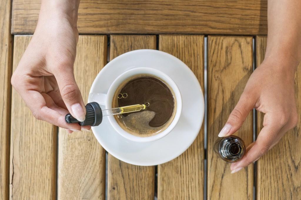 avantages du thé de la CBD